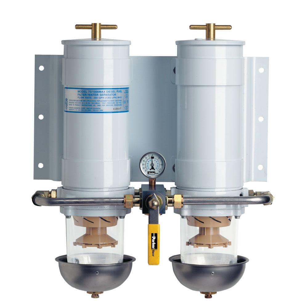 Oil Filter Service Diesel Fuel Housing