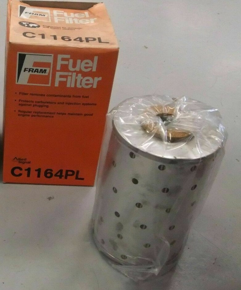 Oil Filter Service Performance Fuel Fram